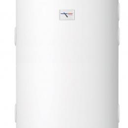 Vertikalus kombinuotas vandens šildytuvas Tatramat OVK 150 D, 150 l (talpa talpoje)