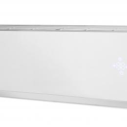 Sieninė šilumos siurblio oras/oras  vidinė dalis Amber Nordic  3,53 (0,85-5,0)/4,2 (0,88-7,2) kW, su Wi-Fi