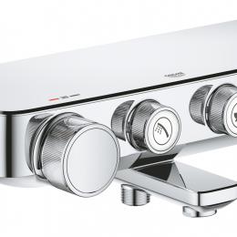 Grohtherm SmartControl termostatinis vonios maišytuvas