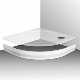 Priekinė panelė dušo padėklui DREAM-M, 80 R550; h-10cm