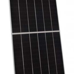Saulės modulis Jinko Tiger Mono Facial 120 (2*60) 360W 20,66% P type Mono, juodas rėmas
