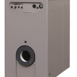 Skysto kuro pro-kondensacinis katilas Estelle HE 7 ErP, 64 kW