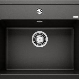 Plautuvė BLANCO LEGRA 6, juoda spalva