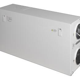 Rekuperatorius ENSY InoVent  AHU-400HV/1 palubinis kair. p. 430m³/h. Komplekte valdiklis su WI-FI