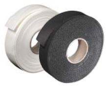 Balta izoliacinė-antikondensacinė juosta 50mm*3mm*10m