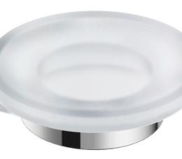 TIGO laikiklis su stikline muiline, sieninis, 110 mm, chromuotas