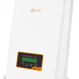 Inverteris Solis 1P 4G 4,6 kW vienfazis, du MPP žiedai, 97,3% efektyvumas