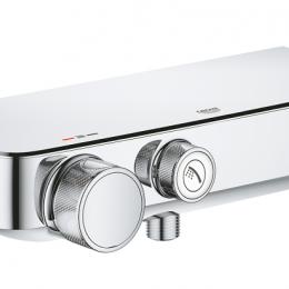 Termostatinis dušo maišytuvas Grohtherm SmartControl, 1 valdiklis, chromas