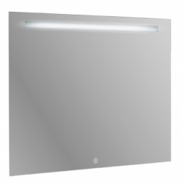 Veidrodis Face 800x700x35 mm su LED lempute