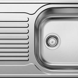 Plautuvė BLANCO TIPO XL 6 S, 950x500 mm, nerūdijantis plienas