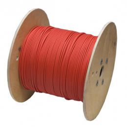 Solar kabelis KBE Solar DB EN 50618 6,00 mm2 Q H1Z2Z2-K 500 metrų raudonas