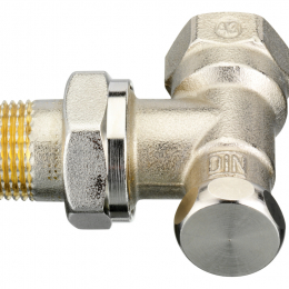 Kampinis ventilis RLV-S 15 be drenažo