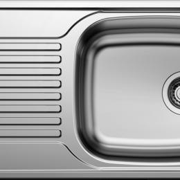 Plautuvė  BLANCO MAGNAT, 4860x435 mm, plieninė, poliruota