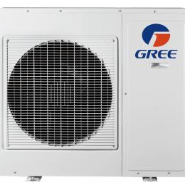 Išorinė split tipo dalis Gree Lomo Eco inverter R32 2,6/2,8 kW