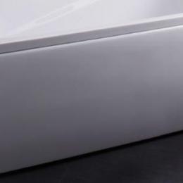 U formos vonios uždanga voniai Vispool Classica 170 x 75 cm, balta