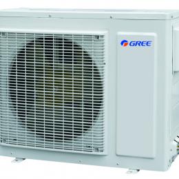 Universali split tipo inverter oro kondicionieriaus U-Match išorinė dalis 5,0/5,5 kW, R32