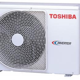 Išorinė inverter split tipo dalis Seiya 3,3(1,00 - 3,60)/3,6(1,10 - 4,50) kW, R32
