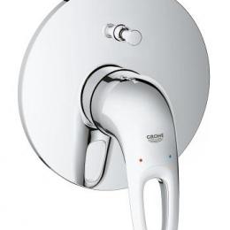 Eurostyle New potinkinis vonios/dušo maišytuvas (be 35501), chromas
