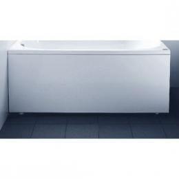 Akmens masės vonios Classica 1700x750mm priekinė uždanga,balta