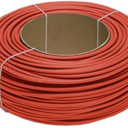 Solar kabelis KBE Solar DB EN 50618 4,00 mm2 Q H1Z2Z2-K 100 metrų raudonas