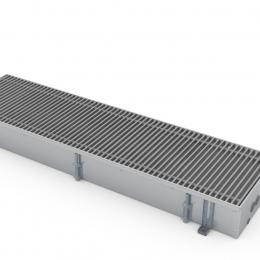 Įleidžiamas grindinis šildymo/vėdinimo konvektorius FCH 250x32x13
