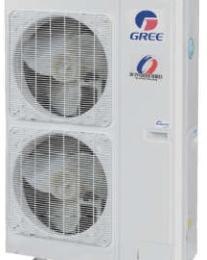 Išorinė šilumos siurblio oras/vanduo dalis Gree Versati II+, 14.5/14.2 kW