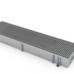 Įleidžiamas grindinis šildymo/vėdinimo konvektorius FCH 200x32x13