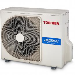 Išorinė inverter split tipo dalis Toshiba Premium (R32 freonas) 3,5/4,0 kW