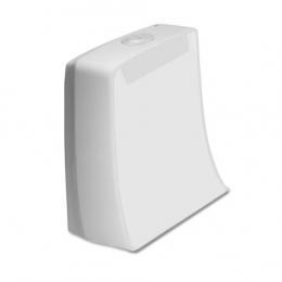 Unitazo bakelis KHROMA, Dual flush – 3/6 l, atlošas užsakomas atskirai