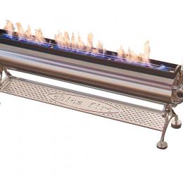 Bio židinys Spartherm Steel, nerūdijančio plieno