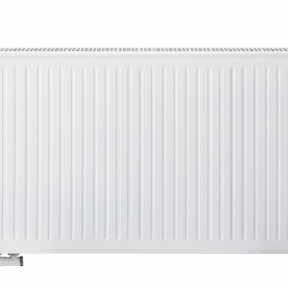 Plieninis radiatorius GALANT UNI 22UNI-5-1400, universalus prijungimas