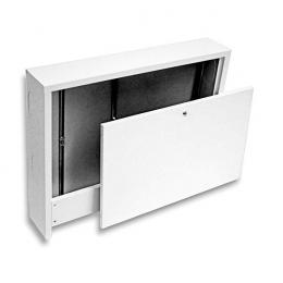 Virštinkinė kolektorinė spintelė SNE4, 12 ž., 845 x 580 x 110 mm;