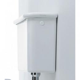 Unitazo bakelis PAOLINA, pusaukštis,  kabinamas atskirai, be mechanizmo, baltas