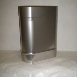 Įdėklas (ov.) HeatUp NP 100x200, L-0.5m