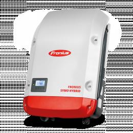 Hibridinis inverteris Fronius Symo Hybrid 4.0 4 kW WI-FI/LAN/Webserver