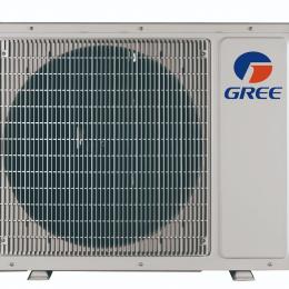 Šilumos siurblio oras-oras Gree Soyal 5,3 / 5,6 kW išorinė dalis
