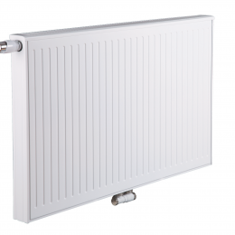 Plieninis radiatorius GALANT CENTARA 22C-5-1600, centrinis prijungimas