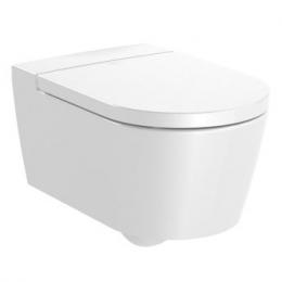 WC pakabinamas INSPIRA ROUND Rimless, pearl