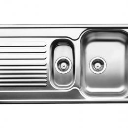 Plautuvė BLANCOTIPO 6 S, 950x500 mm, nerūdijantis plienas