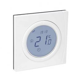 Kambario termostatas BasicPlus2 WT-D įleidž. į sieną,