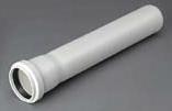 Vidaus kanaliz. vamzdis su mova PP HT 32x500 mm, baltas