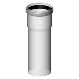 STARR vienasienio dūmtraukio prailginimas d80, 0,5m