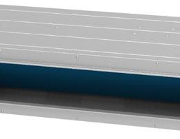 Ortakinė split tipo inverter oro kondicionieriaus U-Match vidinė dalis 16,0/17,5 kW, R32