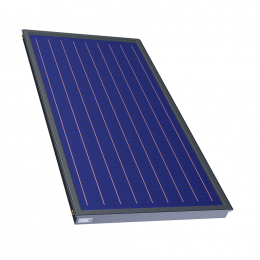 Plokščias saulės kolektorius KS-2400 TLP AC(2,46m2 plotas; TiNox absorberis(145401)
