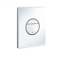 Nova Cosmopolitan WC klavišas baltas 3/6ltr.
