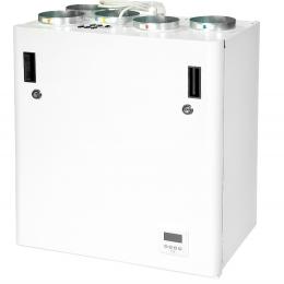 Rekuperatorius ENSY AHU-200V, vertikalus, kairės p., 260m³/h su integr. valdymu