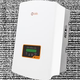 Inverteris Solis 3P 4G 6 kW trifazis, du MPP žiedai, 97,8% efektyvumas
