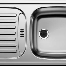 Plautuvė BLANCO FLEX MINI, 780x435 mm, nerūdijantis plienas, poliruotas paviršius