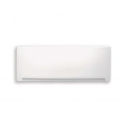 Šoninė panelė voniai Amore 1200 mm, balta (su montav. kompl. M9500)