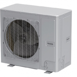 Universali split tipo inverter oro kondicionieriaus U-Match išorinė dalis 10,0/12,0 kW, R32